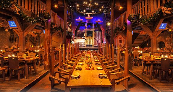 Restaurant-Theater Merlins Wunderland